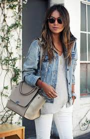 how to style jeans jacket oasis amor fashion