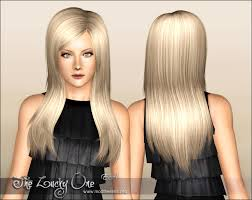 sims 3 hair custom content mod the sims the lucky one hair set for females teen to elder