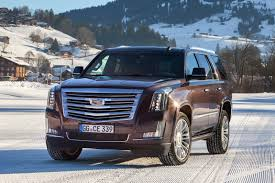 cadillac escalade 2017 cadillac is allegedly cooking a high po escalade v
