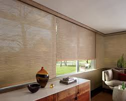 custom roller shades manhattan window blinds hunter douglas