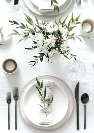 Dining Table Settings Pictures Table Settings Irrr Info
