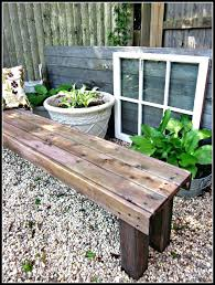 bench made out of pallets garden work bench with storage medium size of outdoor potting