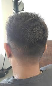 undercut with a taper ronaldo haircut 18 8 fine men u0027s salon in