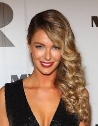 jennifer hawkins retro hairstyle jennifer hawkins hair looks