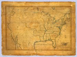 Google Map Of United States by United States David Rumsey Historical Map Collection
