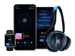 amazon pro 66 audio unveils pro voice wireless headphones with integrated