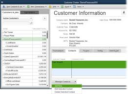 Quickbooks Help Desk Number by 4 Setting Up Customers Jobs And Vendors Quickbooks 2015 The