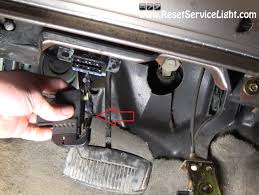 Ford Explorer Old - how to change the brake light switch on ford explorer 1998 2006