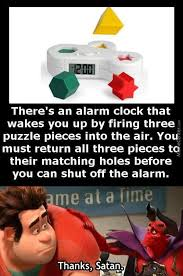 Alarm Clock Meme - alarm clock of pure evil by fickleswitch meme center