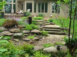 Grading Backyard Drainage Landscape Drainage Grading Cleveland Exscape Designs