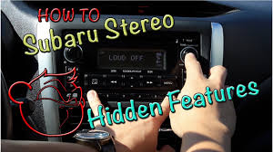 how to make subaru stereo better louder subaru wrx sti youtube