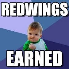 Red Wings Meme - redwings success kid meme on memegen