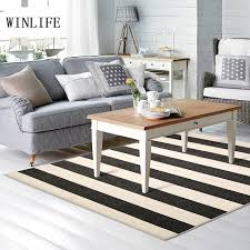 Modern Style Rugs Winlife Modern Style Carpets Striped Carpets Soft Floor Rugs For