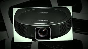 sharp home theater projector sharp xv z30000 3d dlp projector youtube