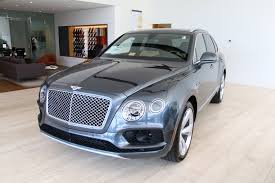 bentley bentayga engine 2018 bentley bentayga w12 activity stock 8n019329 for sale near
