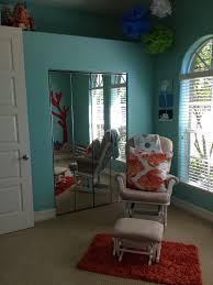 Nursery Room Rocking Chair by Ocean Themed Nursery U003c3 Our Little Evan Poma U0027s Room Rocking Chair