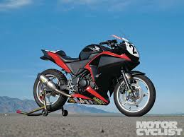 cbr india five custom honda cbr 250rs