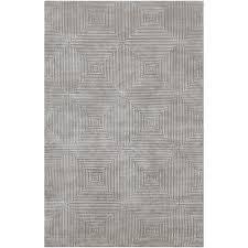 Candice Home Decorator Surya Candice Olson Blue Gray 4 Ft X 6 Ft Area Rug Lmn3005 46