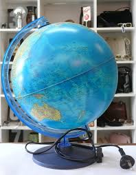 earth globes that light up globes and maps the junk company