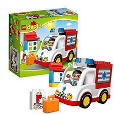 lego duplo ville ambulance toys