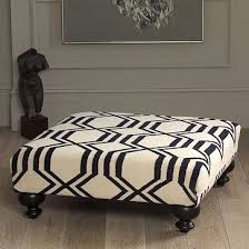 Diy Ottoman Coffee Table Brilliant Ideas For Fabric Ottoman Coffee Table Design Coffee