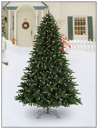 artificial christmas tree with lights luxury best artificial christmas trees with led lights