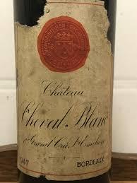 wine legend château cheval blanc 1947 château cheval blanc 1er gcclassé emilion der