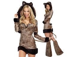 cheetah leopard jungle cat plus size halloween costume