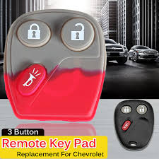 lexus rx300 key programming remote key keyless fob repair replacement rubber button pad for