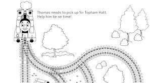 thomas and friends coloring pages cartoons printable coloring