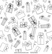 where to buy boxes for presents christmas gift boxes presents sketch seamless vector