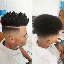 low fade with hight top haircut updos for short hair