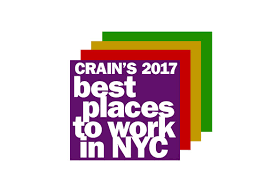 Colors In 2017 Introducing U0027crain U0027s U0027 Best Places To Work In New York City In 2017