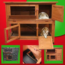 Cheap Rabbit Hutch Covers Rabbit Hutches Pet Supplies Ebay