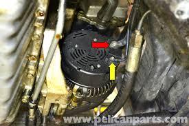 mercedes benz w124 alternator replacement 1986 1995 e class