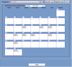 appointment planner with image manager ms access templates