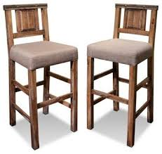 Dining High Chairs Terrific Best 25 Rustic Bar Stools Ideas On Pinterest Kitchen Of