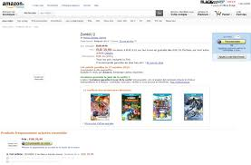 amazon wii u black friday 2017 amazon france lists zombiu 2 for wii u pure nintendo