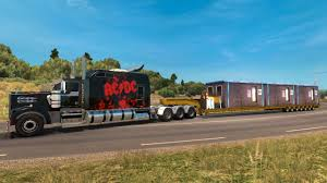 new truck kenworth kenworth w900 long remix 1 26 new mod for ets 2