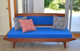 Tropicana Outdoor Furniture by Outdoor Furniture Daybed Backyard Retro Recycled Timber Daybeds