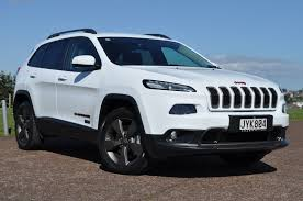cherokee jeep 2016 white jeep cherokee 75th anniversary edition 2016 new car review trade me