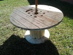 Cable Reel Table by 8 Best Upcycled Cable Reels Images On Pinterest Wooden Cable
