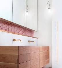 rethinking pink 9 bathrooms in blush tones remodelista