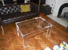 Lucite Coffee Table Ikea by Acrylic Coffee Table Ikea The Awesomeness Of Acrylic Coffee