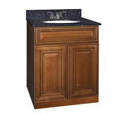 Menards Bathroom Vanity Cabinets Pace Plantation Series 24 X 18 2 Door Vanity At Menards