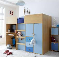 Bunk Bed Wardrobe 15 Cool Bunk Beds That Combine Sleep And Storage Together
