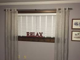 white faux wood blinds basement redone pinterest faux wood