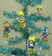 dragonball christmas ornaments u2022 kanzenshuu