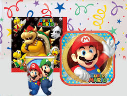 mario party supplies mario brothers birthday party supplies birthday jubilee