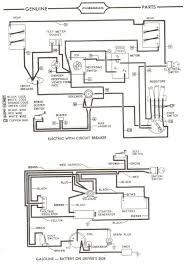 ezgo golf cart wiring diagram wiring diagram simonand